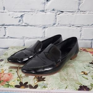 Kate Spade Black Carima Flat Loafer